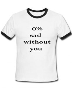 0% sad tshirt ring