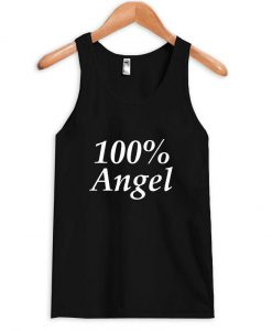 100% angel tanktop