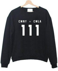 111 sweatshirt