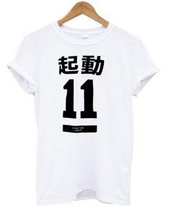 11 tshirt