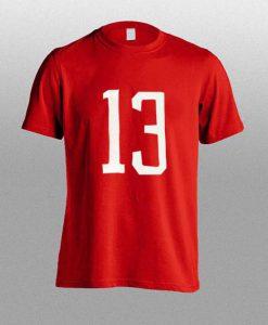 13 T shirt