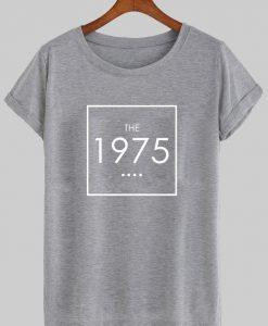 1975 T shirt