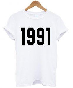 1991 T shirt