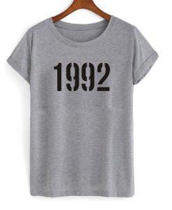 1992 tshirt