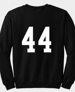 44 sweatshirt black