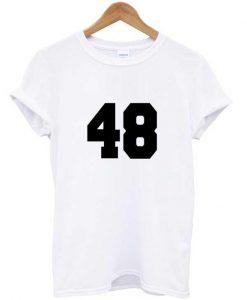48 tshirt