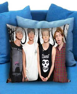5SOS 5 Second of Summer Boy Band Pillow case