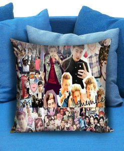 5SOS 5 Seconds of Summer Collage Pillow case