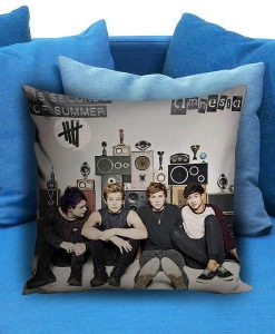 5SOS 5 seconds of summer amnesia 02 Pillow case