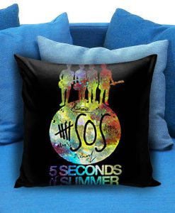 5SOS Seconds Of Summer Pillow case