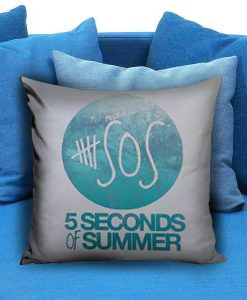 5Sos Logo Pillow case