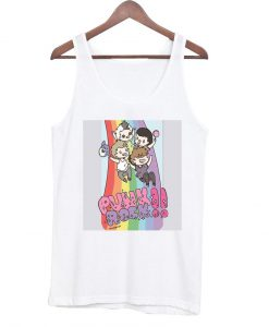 5 SOS punk rock tanktop