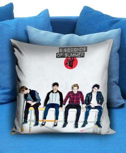 5 Second Of Summer Photo Pillow Case