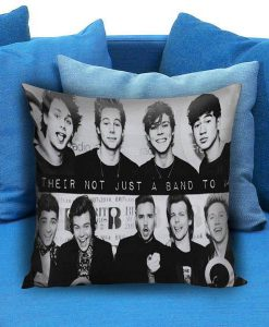 5 seconds of summer and one direction Pillow Case