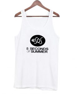 5 seconds of summer tanktop