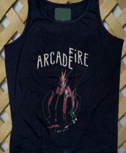 Arcade Fire Hand Logo Tank top