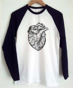 Heart Raglan