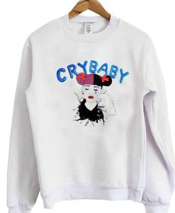Melanie Martinez Cry Baby art sweatshirt