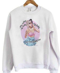 Melanie Martinez Cry Baby sweatshirt