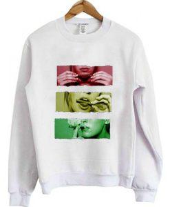 Sexy sweatshirt