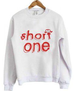 Short Bff fleece Sweatshirt