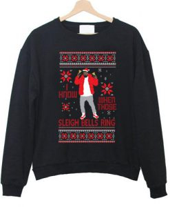 Sleigh Bells Ring Sweatshirt