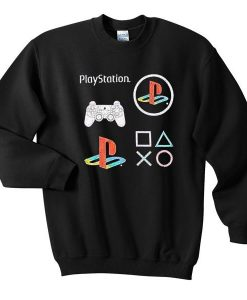 Sony Playstation Sweatshirt