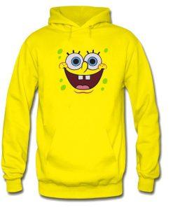 Spongebob Face Hoodie