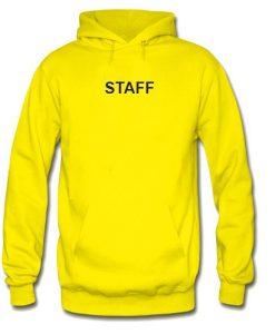 Staff hoodie