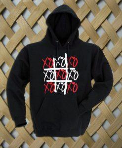 The Weeknd Inspired XO Hoodie