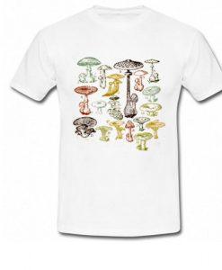 Vintage Mushrooms T-Shirt
