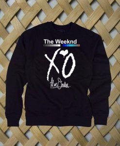 XO The Weekend of Sweatshirt