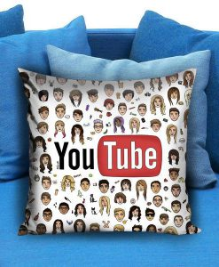 Youtubers Pillow case