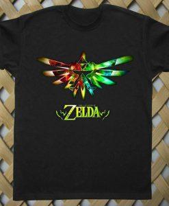 Zelda T shirt unisex adult