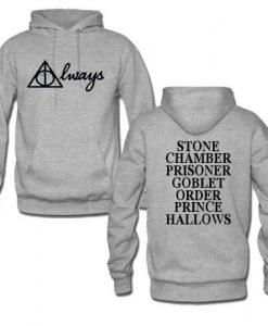 always hoodie twoside