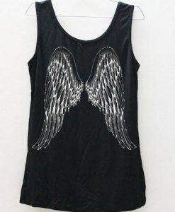 angel wings Tank Top
