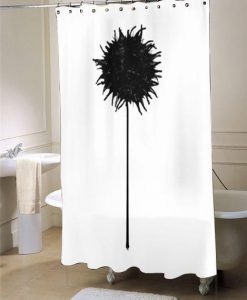 art shower curtain
