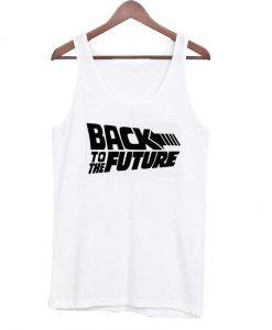 back to the future Tanktop