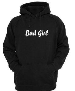 bad girl hoodie