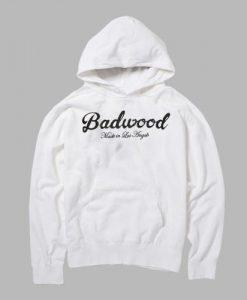 badwood hoodie