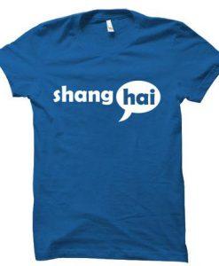Shanghai shirt