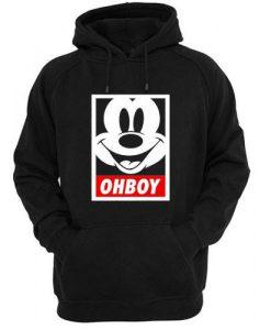 oh boy hoodie