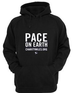 pace on earth hoodie