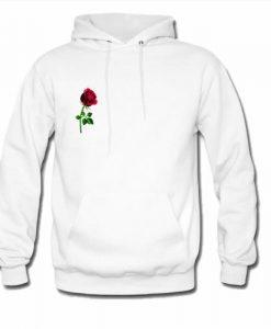 rose hoodie