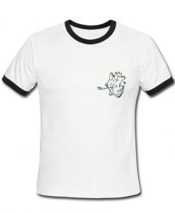 share your Contrast T shirt