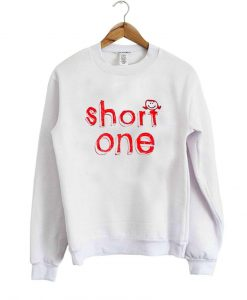 short one sweatshirt