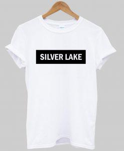 silver lake tshirt