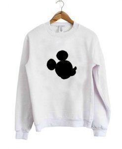 sketsa mickeymouse sweatshirt