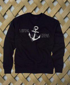 Sleeping With Sirens Logo Anchor Sweatshirt