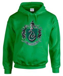 slytherin logo hoodie